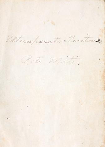 Te Buka Himene (1897)
