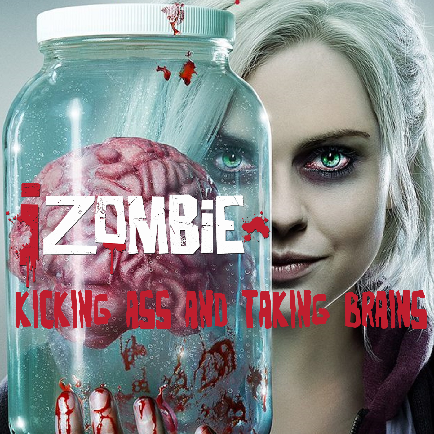 Kicking Ass and Taking Brains: An iZombie Podcast