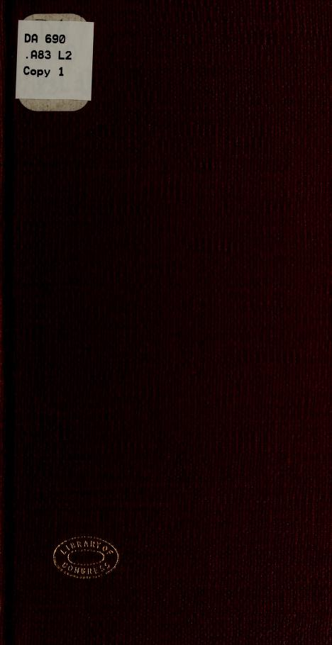 An account of Askern and its mineral springs by Edwin Lankester