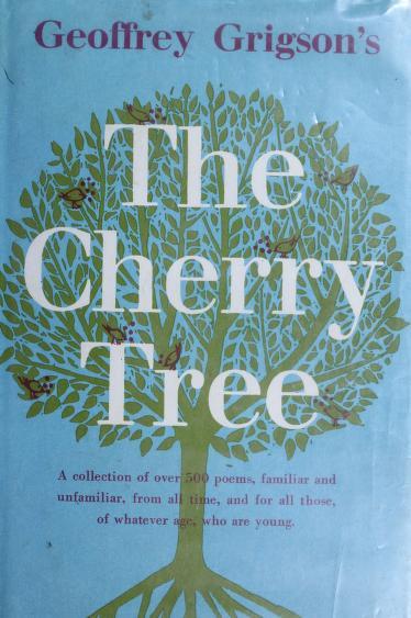 The cherry tree by Geoffrey Grigson