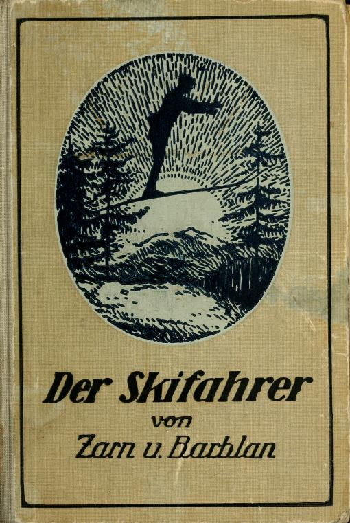 Der Skifahrer by Adolf Zarn