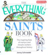 The everything saints book by Jenny Schroedel