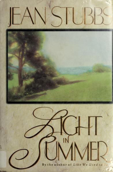 Light insummer by Jean Stubbs