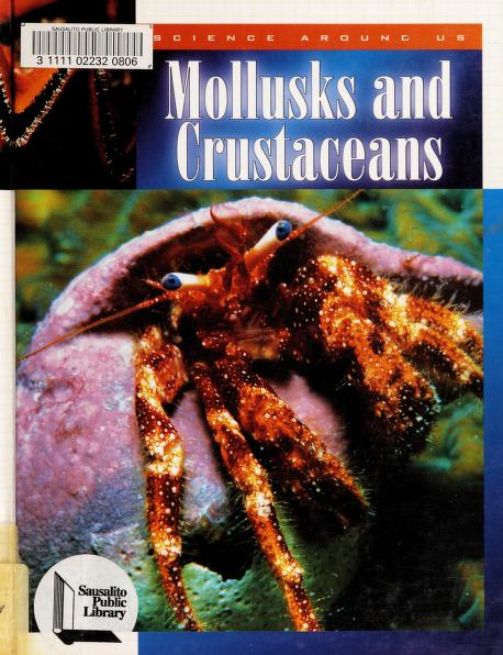 Mollusks and crustaceans by Murray, Peter