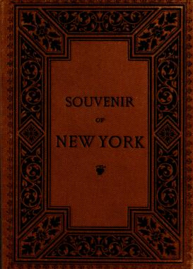 Souvenir of New York by Seymour B. Durst